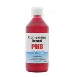 Phb Colutorio Clorhexidina 500ml