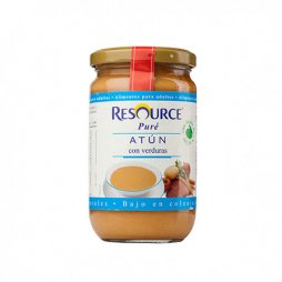 Resource Pure Atun con Verduras 300g