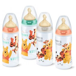 Biberon FC PP Disney Latex 0-6M 300ml Nuk