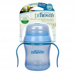 Dr. Browns Taza Educativa +6M 180ml
