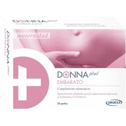 Donna Plus+ Embarazo 30 caps