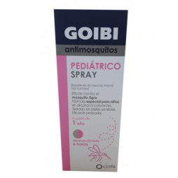 Goibi Antimosquitos Pediatrico Spray 100 ml