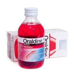 Oraldine Antiséptico Enjuague 200ml