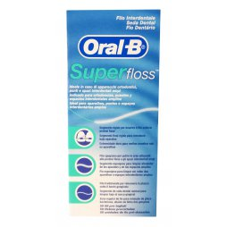 Oral B Seda Super Floss