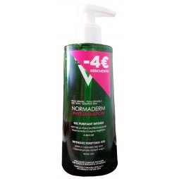 Vichy Normaderm Gel Phytosolution 400ml