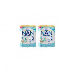 Nestle Nan 3 Optipro Pack 2x800gr 2ªud 25%