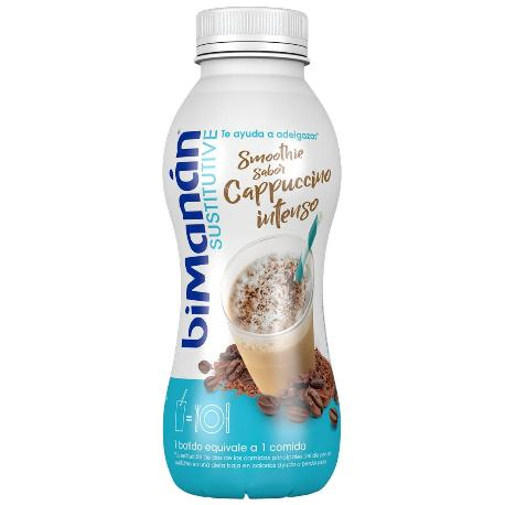 Bimanan Smoothie Cappuccino Intenso 330ml